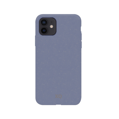 XQISIT Eco Flex Anti Bac for iPhone 12 mini lavender blue