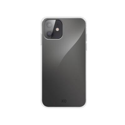 XQISIT Flex Case Anti Bac for iPhone 12 mini clear