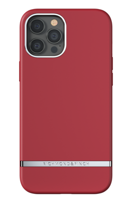 Richmond & Finch Samba Red for iPhone 12 Pro Max red