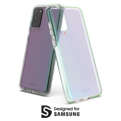 GEAR4 Crystal Palace Iridescent for Galaxy S20 clear