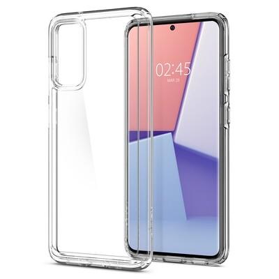 Spigen Ultra Hybrid for Galaxy S20 crystal clear