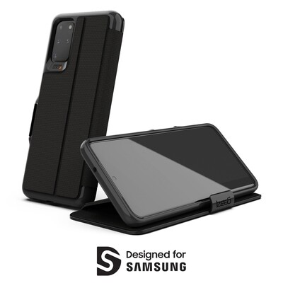 GEAR4 Oxford Eco for Galaxy S20+ black