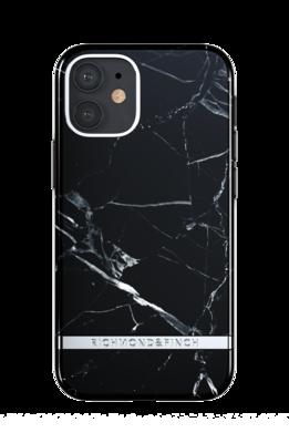 Richmond & Finch Black Marble for iPhone 12 mini black