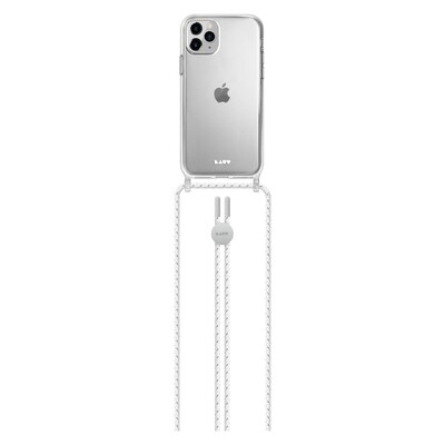 Laut Crystal X Necklace for iPhone 11 Pro ultra clear