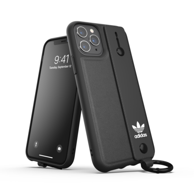 adidas OR Hand Strap Case SS20/SS21 for iPhone 11 Pro black