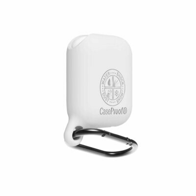 CaseProof Waterproof AirPods Case for AirPods White