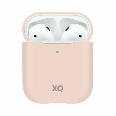 XQISIT Silicone Case for AirPods pink