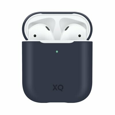 XQISIT Silicone Case for AirPods blue