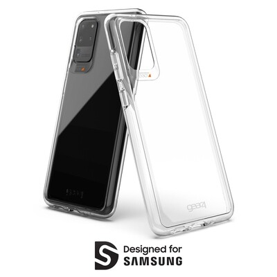 GEAR4 Crystal Palace for Galaxy S20 Ultra clear