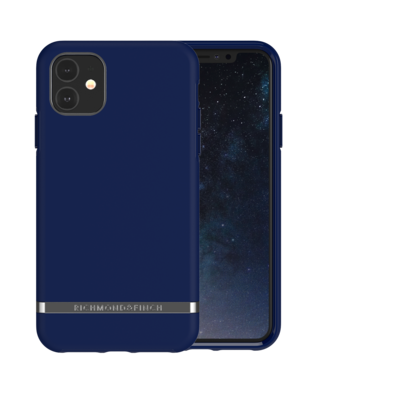 Richmond & Finch Navy SS20 for iPhone 11 blue