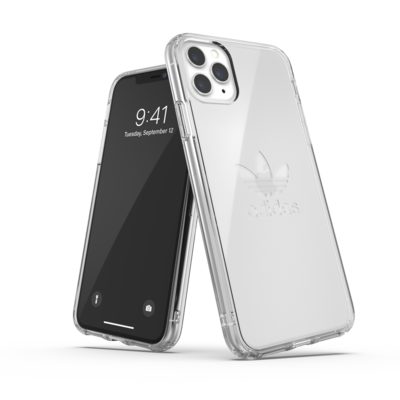 adidas OR Protective Clear Case Big Logo FW19/SS21 for iPhone 11 Pro Max clear