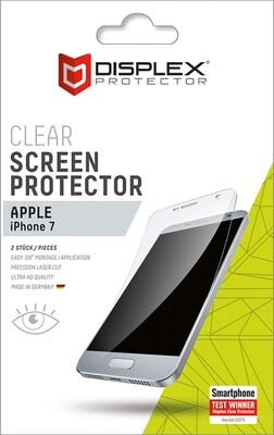 Displex Protector for IPhone 6/6s/7/8/SE 2G clear