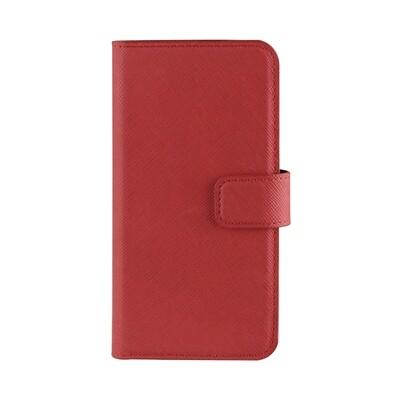 XQISIT Wallet Case Viskan for iPhone 6/6s/7/8/SE red