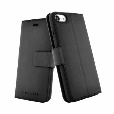 bugatti Zurigo BURNISHED for IPhone 6/6s/7/8/SE 2G black