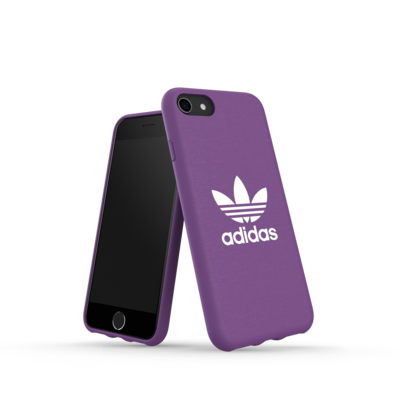 adidas OR Moulded Case CANVAS SS19 for IPhone 6/6s/7/8/SE 2G active purple