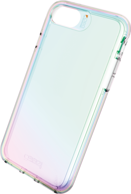 GEAR4 Crystal Palace Iridescent for IPhone 6/6s/7/8/SE 2G clear