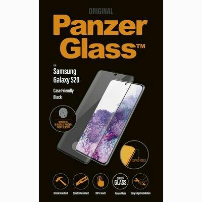 PanzerGlass CaseFriendly FP for Galaxy S20 black