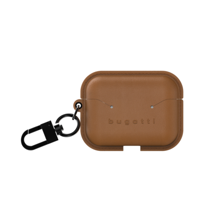 bugatti Venezia AirPods Case FW20 for AirPods pro cognac