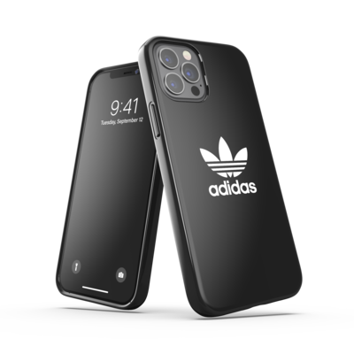 adidas OR Snap Case Trefoil FW20/SS21 for iPhone 12 / 12 Pro black