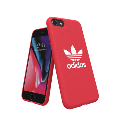 adidas OR Moulded Case Canvas SS18 for IPhone 6/6s/7/8/SE 2G red