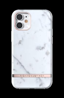 Richmond & Finch White Marble for iPhone 12 mini White