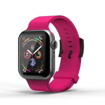 Superdry Watchband FW20/SS21 for Apple Watch 42/44 mm pink
