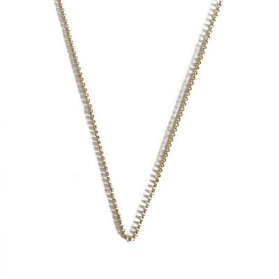 Circa 1900 Gold Chain