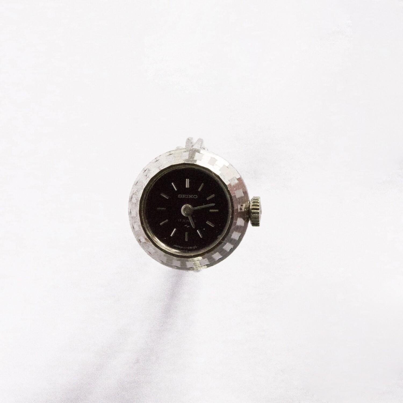 Circa 1960 Watch Ring