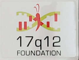 17q12 Foundation Decal