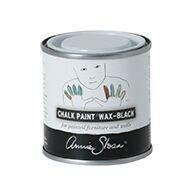 Black Chalk Paint® Wax (4 oz)