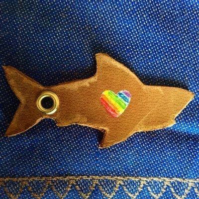 Sharkkuality Keychain