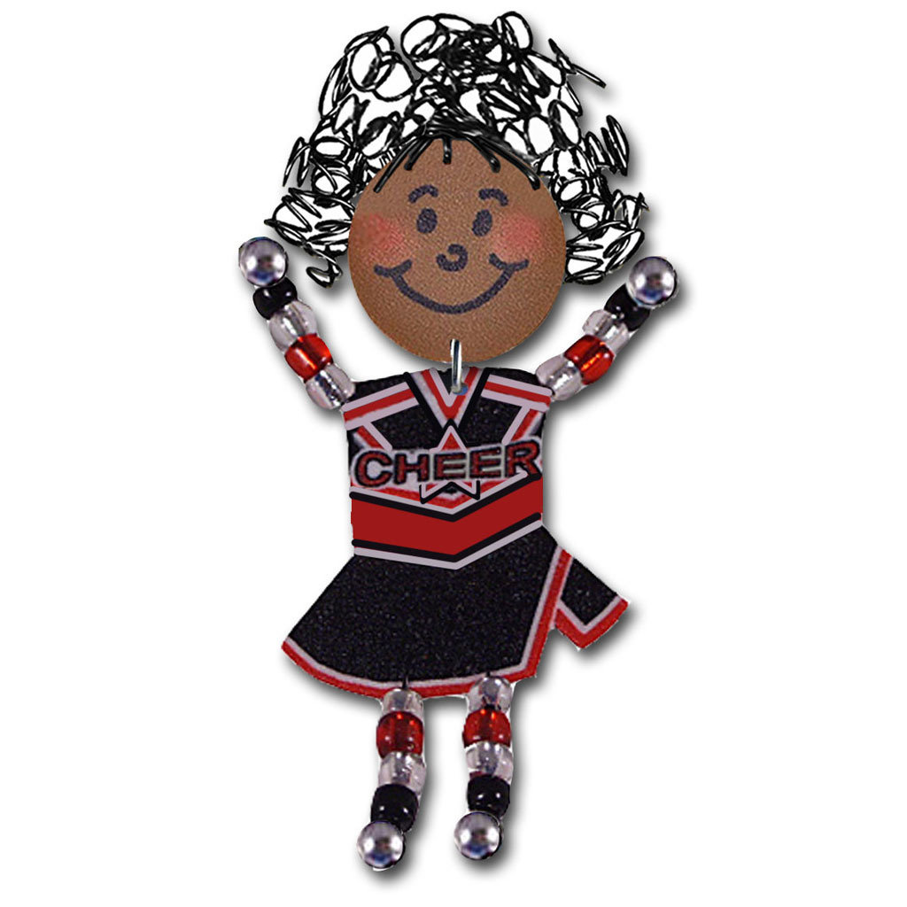 Cheer - Black, red, white