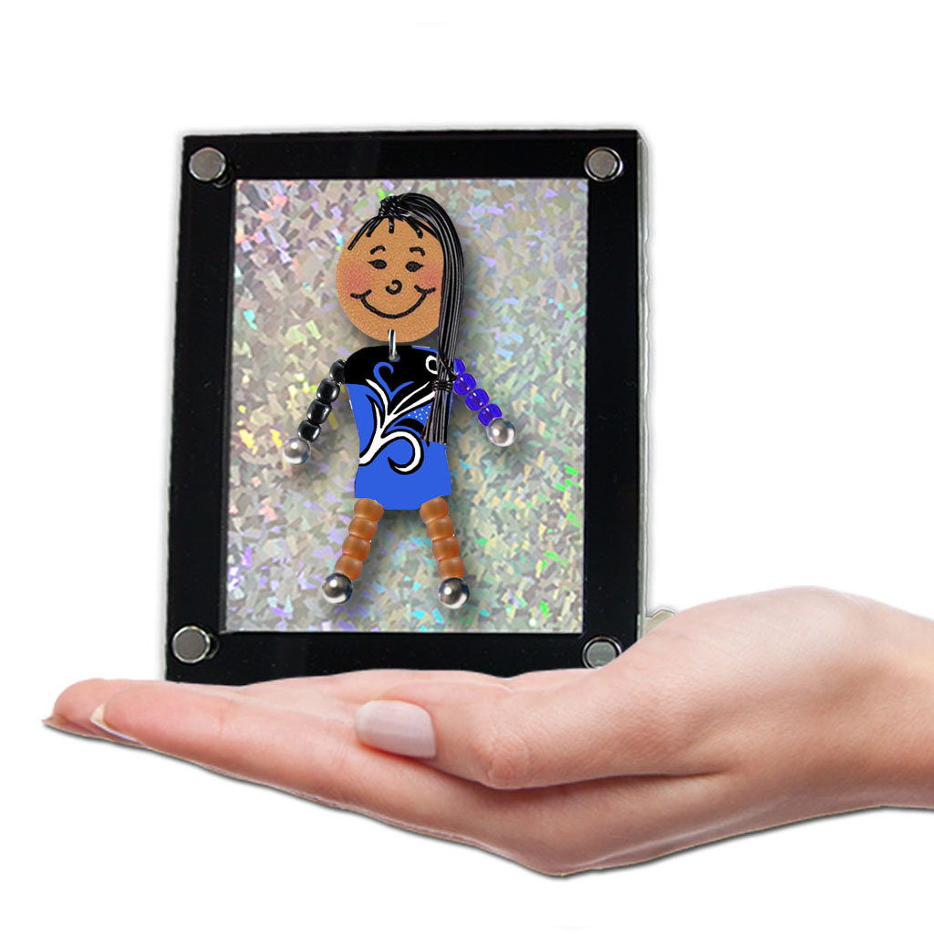 Shadow Box  Add-On for Gymnast