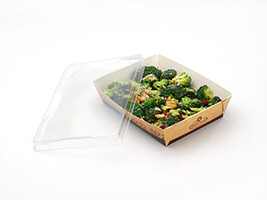 #ReadyFresh Kraft Container (Large)