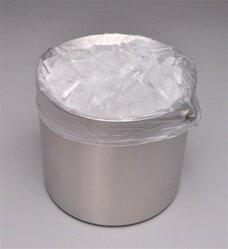 8 X 4 X 12 0.75 mils TUF-R ® Std Linear Low Density Gusset Bag/Ice Bucket Liner