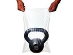 4 X 4 0.9 mil TUF-R® Std Linear Low Density Flat Bag 5,000/cs