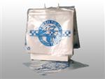 "10 X 8 Seal Top Saddle Pack Deli Bag -- Printed ""Fresh to Go"" Three Colors 1.2 mil 1,000/cs"