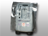 25 X 15 X 30 Low Density Equipment Cover on Roll -- Concentrators/Ventilators/LOX System 1.5 mil /RL