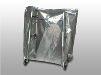 48 X 48 Low Density Equipment Cover on Roll -- General Equipment Cover 2 mil /RL