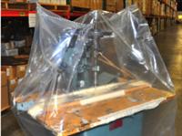 54 X 44 X 72 Low Density Bags on Roll 2 mil /RL