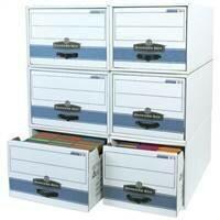 24x15x10 STOR/DRAWER STEEL Plus File Drawers