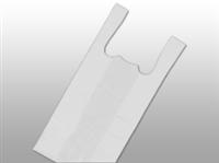 12 X 7 X 22 Economy Snap-Eze T-shirt Bag Plain (white) 0.5 mil 1,000/cs