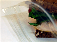 6 1/2 X 6 Seal Top Sandwich Bag 1.5 mil 500/cs