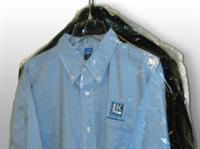 Gusseted Garment Bag on Roll 21 X 4 X 54 - 0.6mil 360/RL