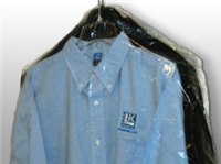 Gusseted Garment Bag on Roll 21 X 4 X 72 - 0.6mil 270/RL