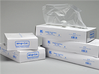 6 X 10 3/4 Wrap-Eze® High Density Pop-Up Sheets 0.45 mil 10,000/cs