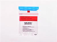 Specimen Bags Lab Seal®Tamper-Evident with Removable Biohazard Symbol