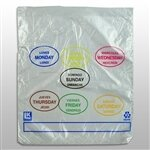 6.5X7+1.75 All days Portion Control Bags 2,000/cs