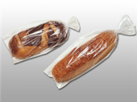 6 X 28 + 1 1/2 LP Polypropylene Micro-Perf Bread Bag 1 mil 1,000/cs