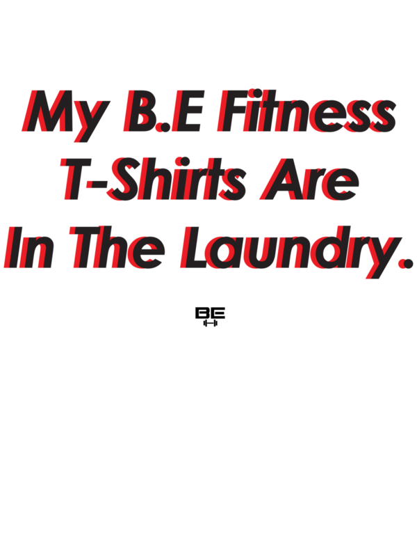 T-Shirt's in Laundry